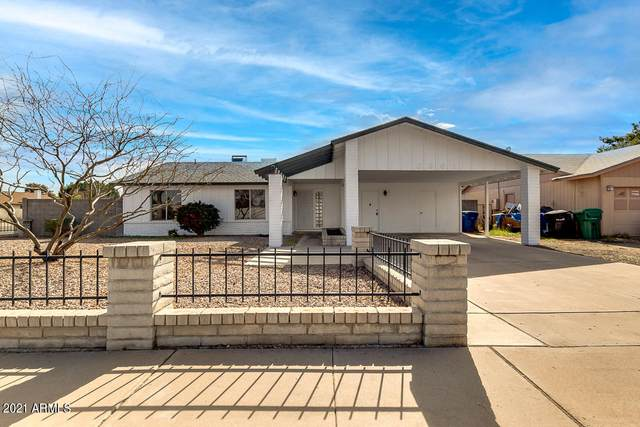 2361 E Hampton Avenue, Mesa, AZ 85204 (MLS #6190255) :: Yost Realty Group at RE/MAX Casa Grande