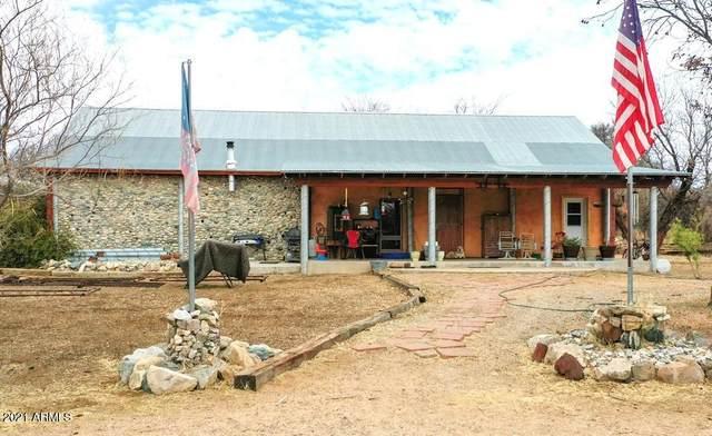 2611 S Horny Toad Trail, Saint David, AZ 85630 (MLS #6190294) :: Yost Realty Group at RE/MAX Casa Grande