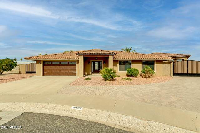 14652 N Fallbrook Court, Sun City, AZ 85351 (MLS #6190486) :: The Copa Team | The Maricopa Real Estate Company