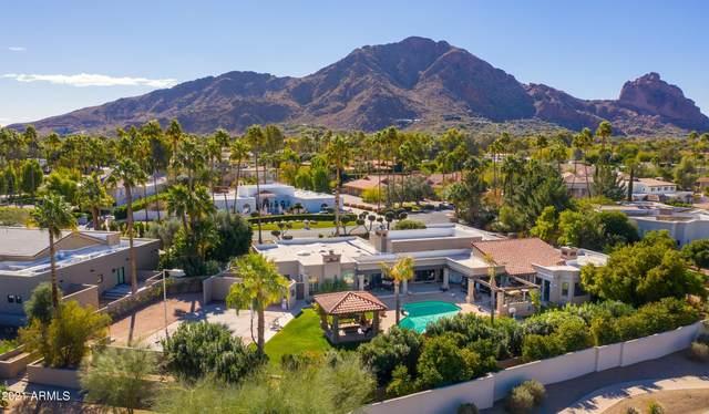 6020 E Huntress Drive, Paradise Valley, AZ 85253 (MLS #6190587) :: John Hogen | Realty ONE Group