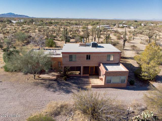 22466 E Cactus Forest Road, Florence, AZ 85132 (MLS #6190732) :: NextView Home Professionals, Brokered by eXp Realty
