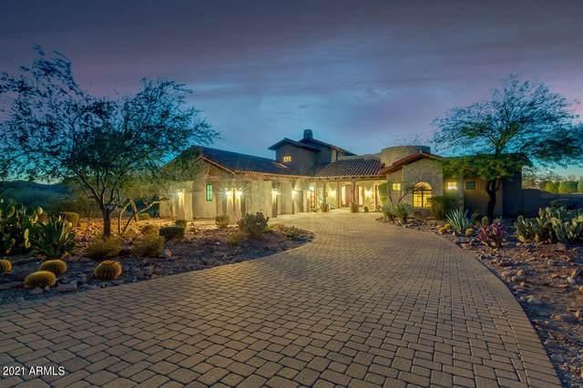 2798 S Pinyon Village Drive, Gold Canyon, AZ 85118 (MLS #6190885) :: Yost Realty Group at RE/MAX Casa Grande