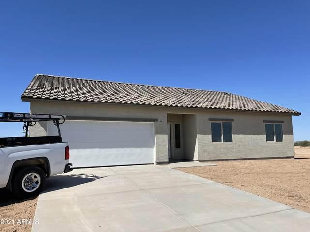 8166 W Zillesa Drive, Arizona City, AZ 85123 (MLS #6191224) :: The Riddle Group
