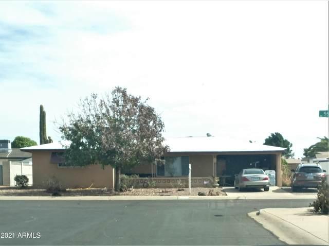 647 N 55TH Place, Mesa, AZ 85205 (MLS #6191723) :: Yost Realty Group at RE/MAX Casa Grande