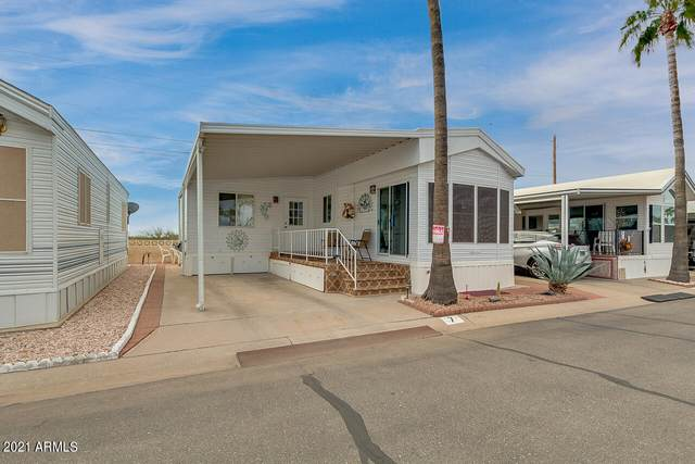3710 S Goldfield Road #7, Apache Junction, AZ 85119 (MLS #6192186) :: The Laughton Team