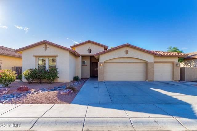 451 W Wildhorse Drive, Chandler, AZ 85286 (MLS #6192373) :: Yost Realty Group at RE/MAX Casa Grande