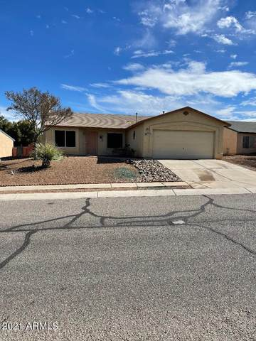 8988 E Mayberry Drive, Tucson, AZ 85730 (MLS #6192407) :: Yost Realty Group at RE/MAX Casa Grande