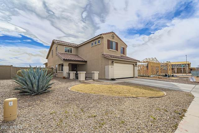 979 W Elm Avenue, Coolidge, AZ 85128 (MLS #6192421) :: The Copa Team | The Maricopa Real Estate Company