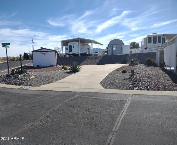 1030 S Barrel Cactus Lot 15 Ridge, Benson, AZ 85602 (MLS #6192712) :: Yost Realty Group at RE/MAX Casa Grande