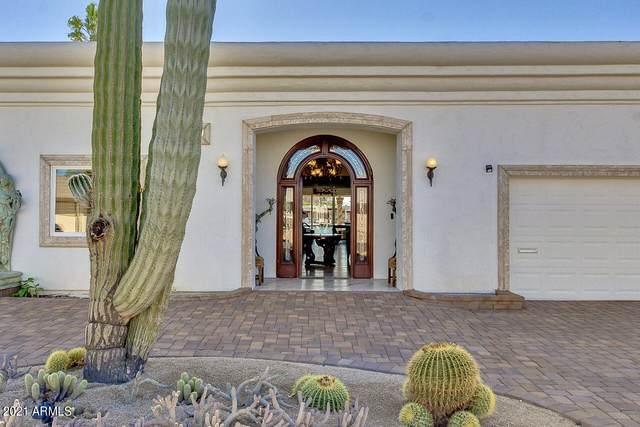 14017 N Whispering Lake Drive, Sun City, AZ 85351 (MLS #6192776) :: Yost Realty Group at RE/MAX Casa Grande