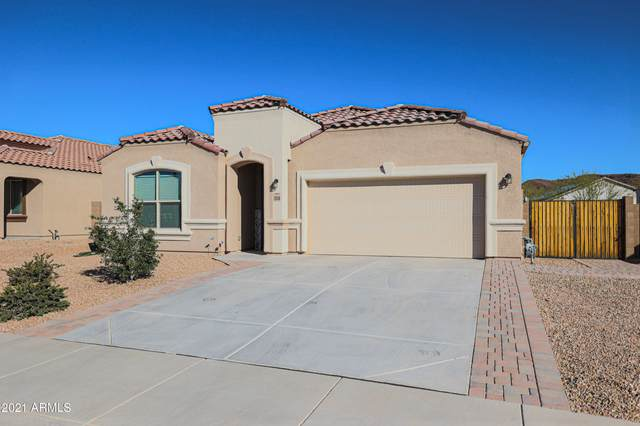 13556 W Desert Moon Way, Peoria, AZ 85383 (MLS #6193088) :: Yost Realty Group at RE/MAX Casa Grande