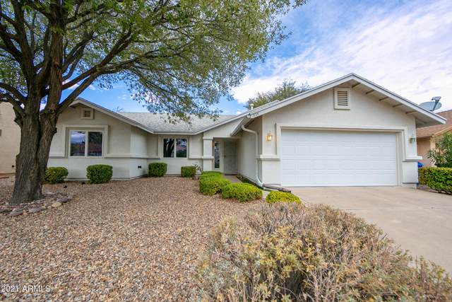 5311 Cedar Springs Drive, Sierra Vista, AZ 85635 (MLS #6193279) :: Yost Realty Group at RE/MAX Casa Grande