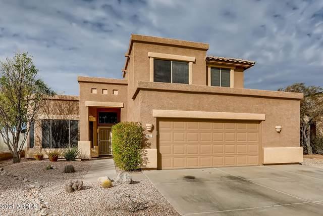 2306 N Pyrite, Mesa, AZ 85207 (MLS #6193632) :: Yost Realty Group at RE/MAX Casa Grande