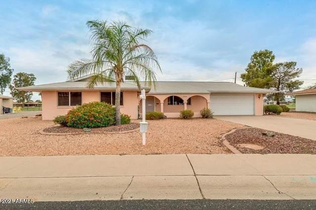12038 N Pebble Beach Drive, Sun City, AZ 85351 (MLS #6193640) :: Devor Real Estate Associates
