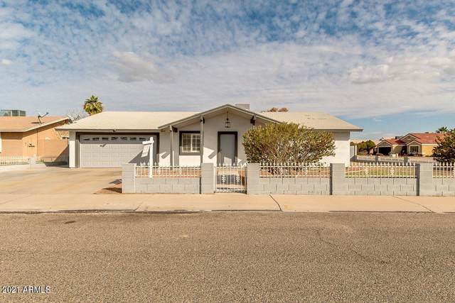 3401 N 84TH Lane, Phoenix, AZ 85037 (MLS #6193815) :: Yost Realty Group at RE/MAX Casa Grande
