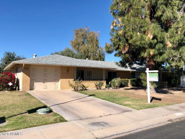 15658 N Lakeforest Drive, Sun City, AZ 85351 (MLS #6193924) :: Balboa Realty