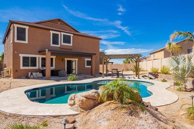 24724 W Wedgewood Avenue, Buckeye, AZ 85326 (MLS #6193935) :: Long Realty West Valley