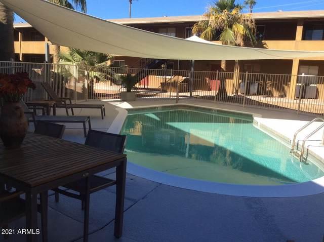 4401 N 12TH Street #219, Phoenix, AZ 85014 (MLS #6194089) :: Long Realty West Valley