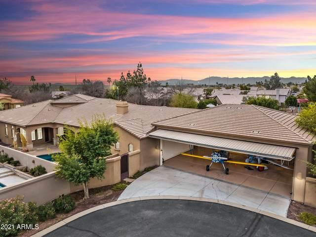 825 S Stellar Parkway, Chandler, AZ 85226 (MLS #6194106) :: TIBBS Realty