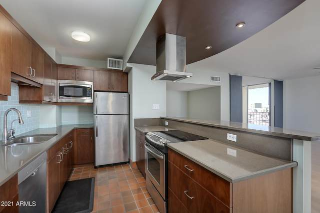 207 W Clarendon Avenue F5, Phoenix, AZ 85013 (MLS #6194168) :: The Copa Team | The Maricopa Real Estate Company