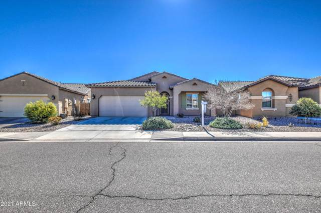 585 E Castle Rock Road, San Tan Valley, AZ 85143 (MLS #6194756) :: Yost Realty Group at RE/MAX Casa Grande
