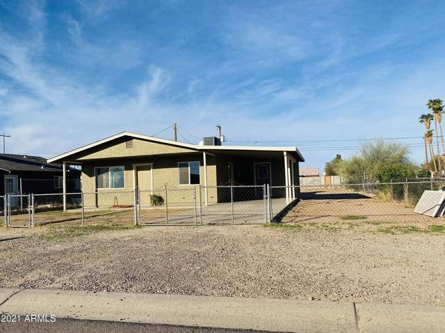 405 N Coolidge Avenue, Casa Grande, AZ 85122 (MLS #6194805) :: Conway Real Estate