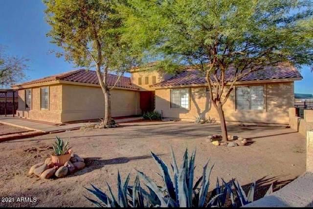 10408 S 272ND Avenue, Buckeye, AZ 85326 (MLS #6194894) :: Yost Realty Group at RE/MAX Casa Grande
