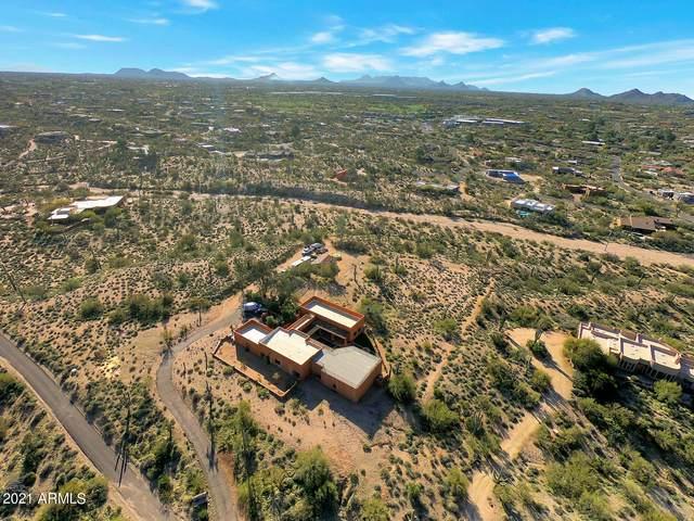 7823 E Celestial Street, Carefree, AZ 85377 (MLS #6194994) :: Yost Realty Group at RE/MAX Casa Grande