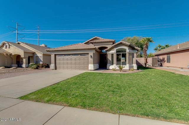 3882 E Vaughn Avenue, Gilbert, AZ 85234 (MLS #6195084) :: Yost Realty Group at RE/MAX Casa Grande