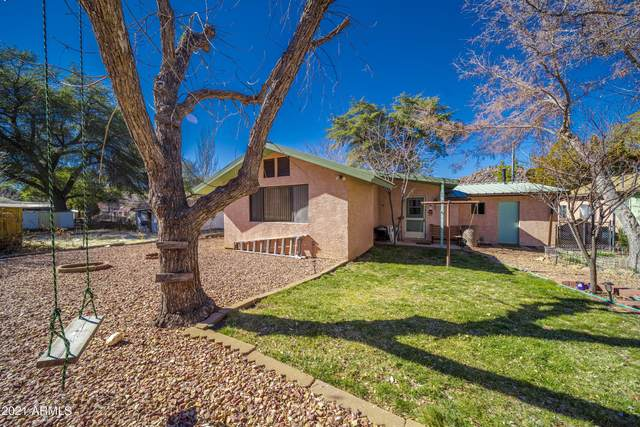 16585 W Willow Avenue, Yarnell, AZ 85362 (MLS #6195196) :: Nate Martinez Team