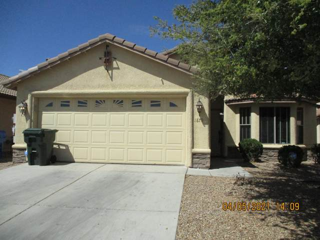 1879 Goldstone Street, Sierra Vista, AZ 85635 (MLS #6195660) :: Yost Realty Group at RE/MAX Casa Grande