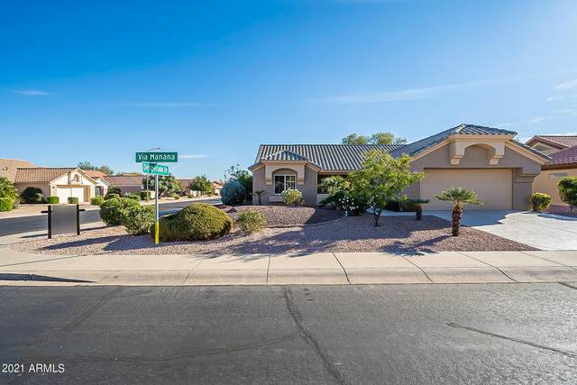 14415 W Via Manana, Sun City West, AZ 85375 (MLS #6195739) :: Yost Realty Group at RE/MAX Casa Grande