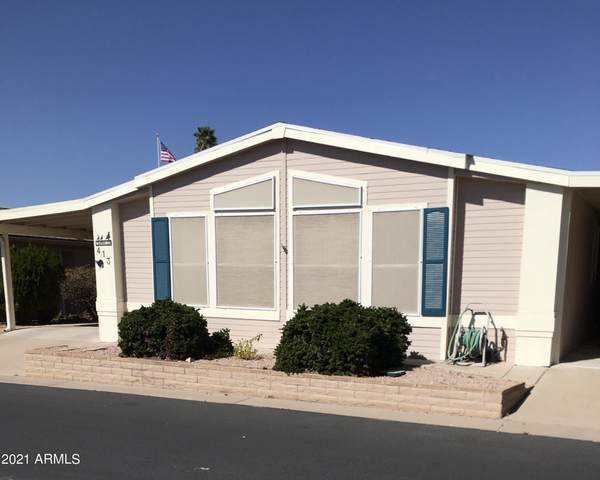 5735 E Mcdowell Road #413, Mesa, AZ 85215 (MLS #6195840) :: Long Realty West Valley