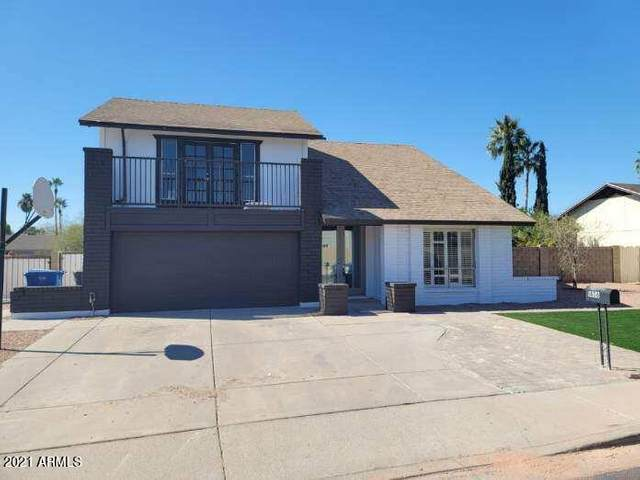 1406 N Amber Street, Mesa, AZ 85203 (MLS #6195911) :: Yost Realty Group at RE/MAX Casa Grande
