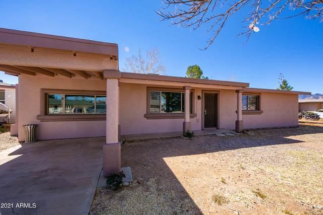 34 W James Place, Sierra Vista, AZ 85635 (MLS #6195963) :: Devor Real Estate Associates
