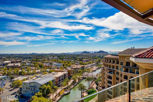 7181 E Camelback Road #203, Scottsdale, AZ 85251 (MLS #6196023) :: The Newman Team
