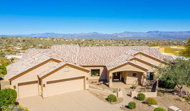 15104 E Sundown Drive, Fountain Hills, AZ 85268 (MLS #6196190) :: Yost Realty Group at RE/MAX Casa Grande