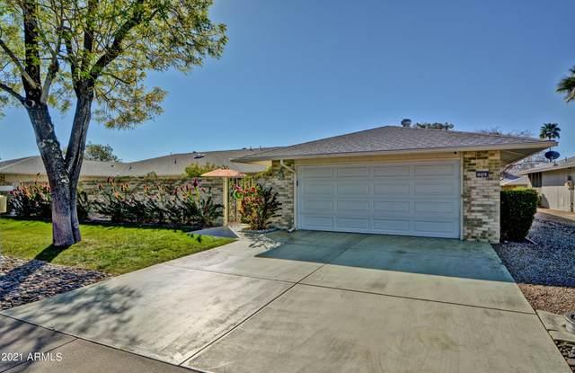 12563 W Brandywine Drive, Sun City West, AZ 85375 (MLS #6196399) :: Yost Realty Group at RE/MAX Casa Grande