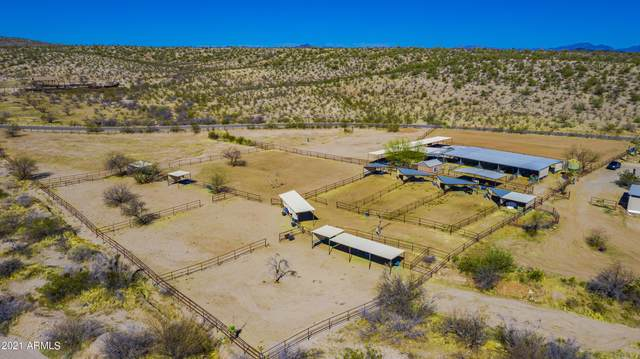 X Black Mountain Road, Wickenburg, AZ 85390 (MLS #6196402) :: The Property Partners at eXp Realty
