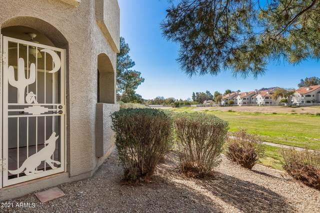5249 E Shea Boulevard #112, Scottsdale, AZ 85254 (MLS #6196413) :: Yost Realty Group at RE/MAX Casa Grande