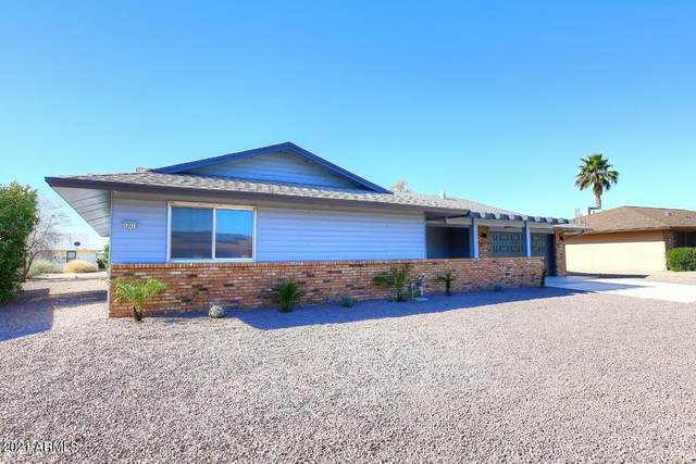 13211 W Bonanza Drive, Sun City West, AZ 85375 (MLS #6196416) :: Yost Realty Group at RE/MAX Casa Grande