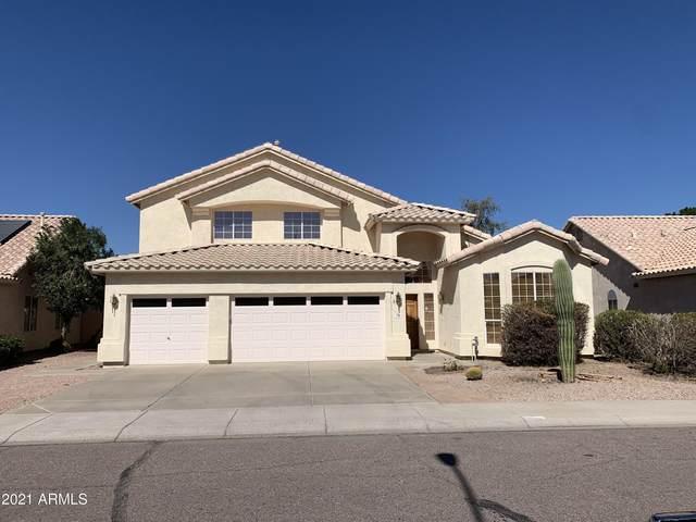 736 W Beverly Lane, Phoenix, AZ 85023 (MLS #6196554) :: Yost Realty Group at RE/MAX Casa Grande