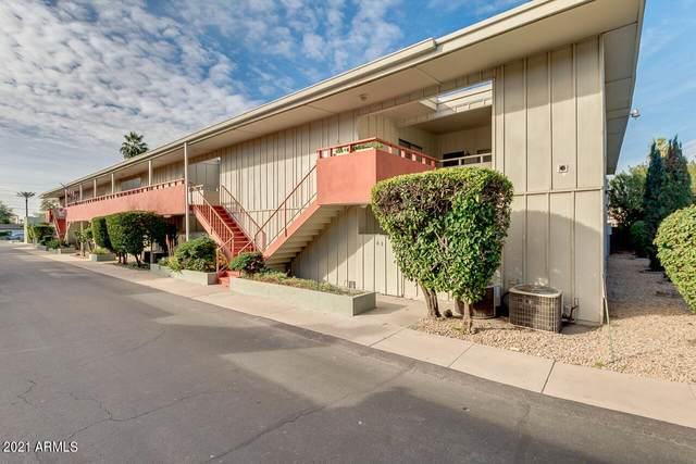 1030 E Bethany Home Road #5, Phoenix, AZ 85014 (MLS #6196680) :: Executive Realty Advisors