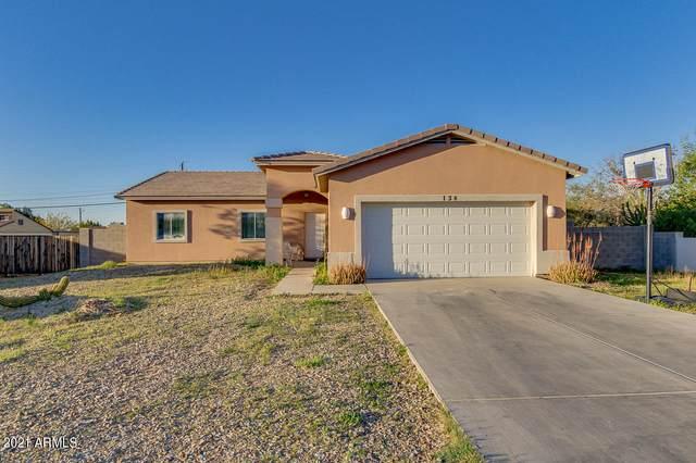 138 W Paseo Way, Laveen, AZ 85339 (MLS #6196786) :: Yost Realty Group at RE/MAX Casa Grande