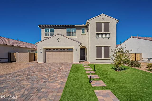 960 E Ladbroke Way, Gilbert, AZ 85297 (MLS #6196855) :: Yost Realty Group at RE/MAX Casa Grande