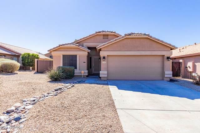 6103 E Rochelle Street, Mesa, AZ 85215 (MLS #6196927) :: Yost Realty Group at RE/MAX Casa Grande