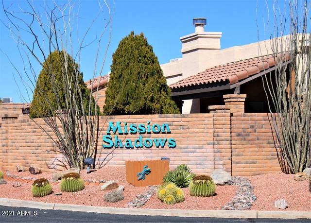 3172 Ave Crescente, Sierra Vista, AZ 85650 (MLS #6196983) :: Yost Realty Group at RE/MAX Casa Grande