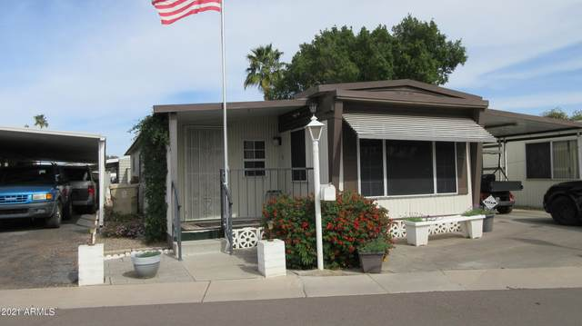 5201 W Camelback Road E105, Phoenix, AZ 85031 (MLS #6197247) :: Long Realty West Valley
