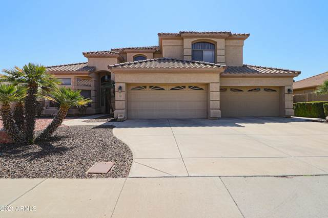 7005 W Aurora Drive, Glendale, AZ 85308 (MLS #6197292) :: The Daniel Montez Real Estate Group