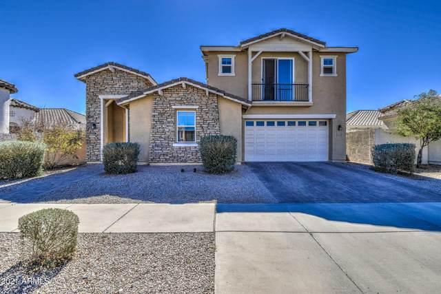 22339 E Cherrywood Drive, Queen Creek, AZ 85142 (MLS #6197386) :: Yost Realty Group at RE/MAX Casa Grande